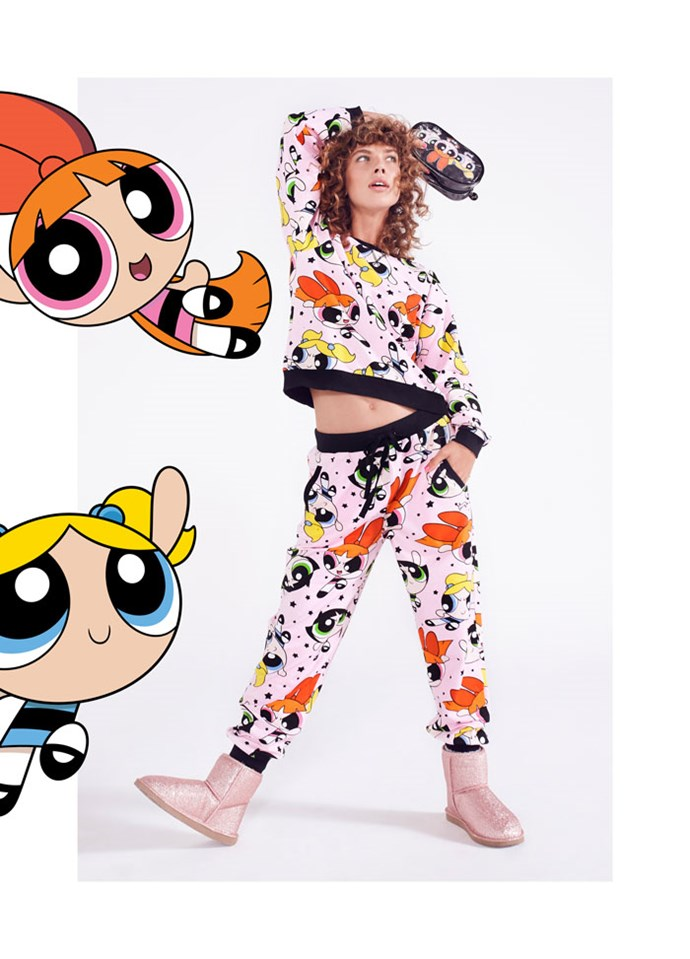 Peter Alexander x Powerpuff Girls