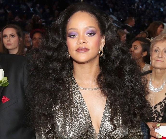RIHANNA 2018 GRAMMY AWARDS