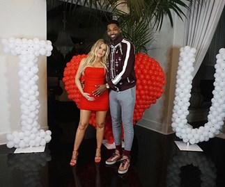 Tristan Thompson Dad-To-Be