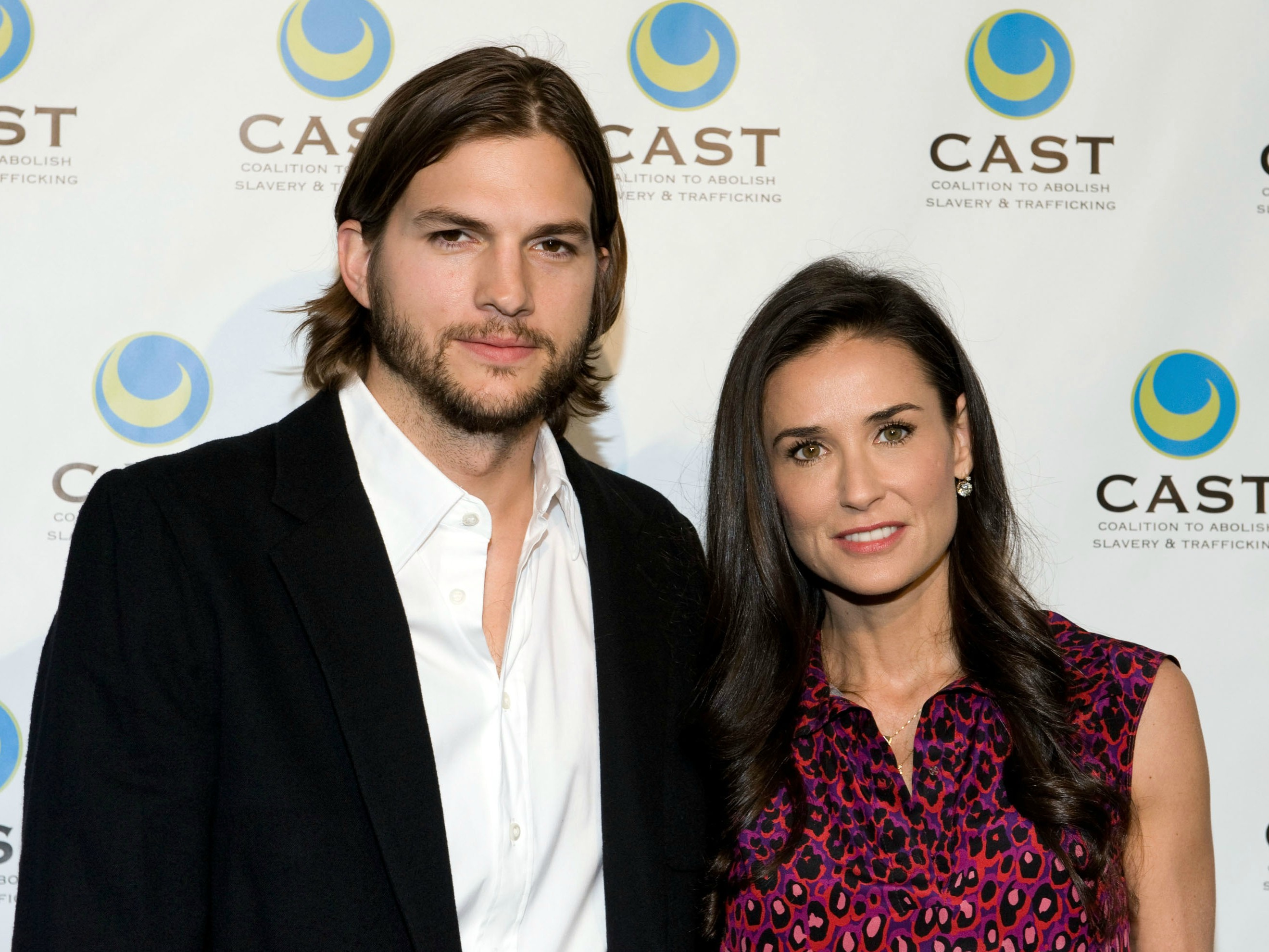 Ashton Kutcher didn't eat for a week after Demi Moore divorce