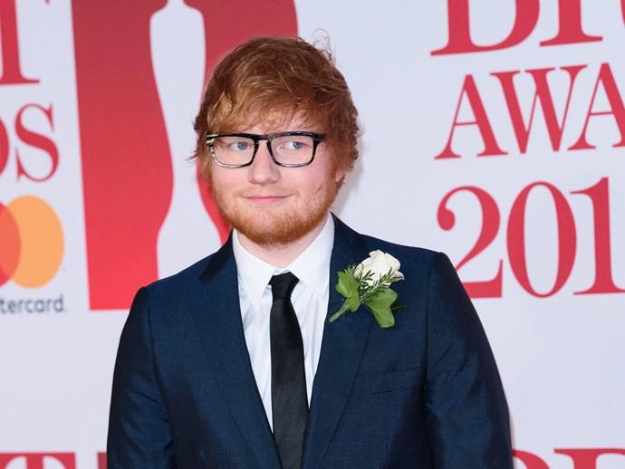 Erm, has Ed Sheeran married Cherry Seaborn already?