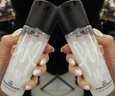 MAC is releasing a matte version of their Fix Plus setting spray