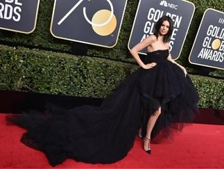 Wait, will celebrities wear black on the Oscars red carpet?