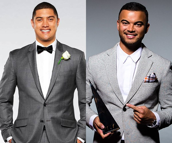 **Patrick and Guy Sebastian** - These two could be brothers! Although we're pretty sure Guy's mum doesn't still do his laundry...