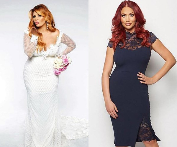 **Sarah and Amy Childs** - This one's for all my trashy, English reality show fans. Before *Love Island* we were bingeing *The Only Way Is Essex* and the two redheads are dead ringers.