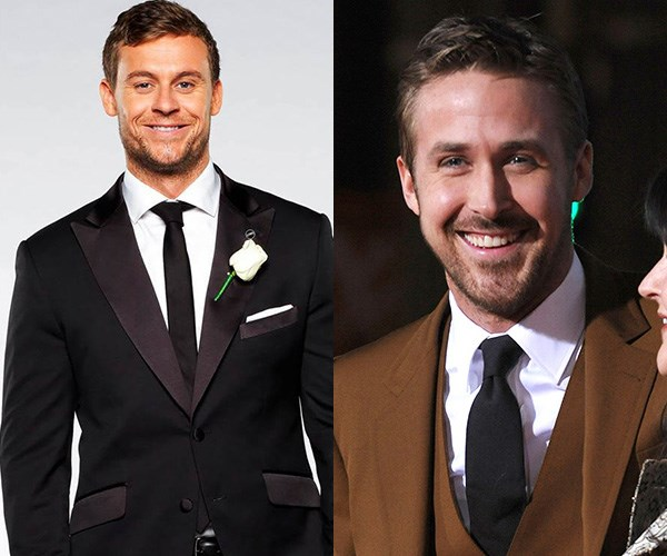 **Ryan and Ryan Gosling** - These two have got way more than a name in common. Don't @ us.
