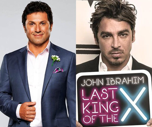 **Nasser and Johnny Ibrahim** - Although Nasser's past is definitely a lot cleaner than Johnny's - and we mean that both figuratively and literally - we can't help but think he looks a smidge like Kings Cross icon John Ibrahim.