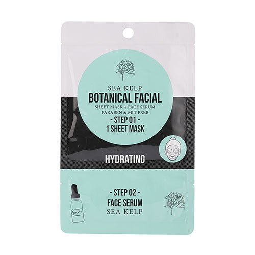 "[Kmart sea kelp botanical facial sheet mask + face serum](http://www.kmart.com.au/product/sea-kelp-botanical-facial-sheet-mask-+-face-serum/1924309 target=""_blank""), $3."