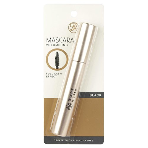"[Kmart fifth avenue volumising mascara (black)](http://www.kmart.com.au/product/fifth-avenue-volumising-mascara---black/1663309 target=""_blank""), $5."