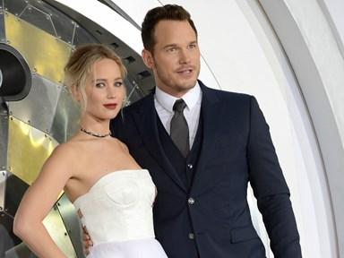 Jennifer Lawrence just shut down that Chris Pratt affair rumour