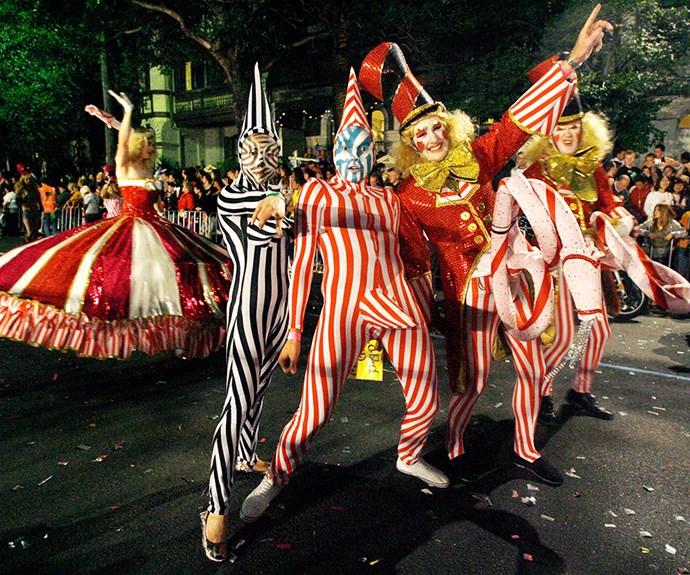 Sydney Mardi Gras.