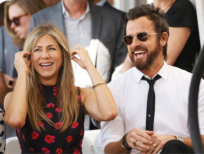 Justin Theroux doesn't care what people think of him after Jennifer Aniston split