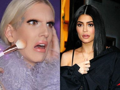 Kylie Jenner made a play to end Jeffree Star's savage reviews and he's come for her on Twitter