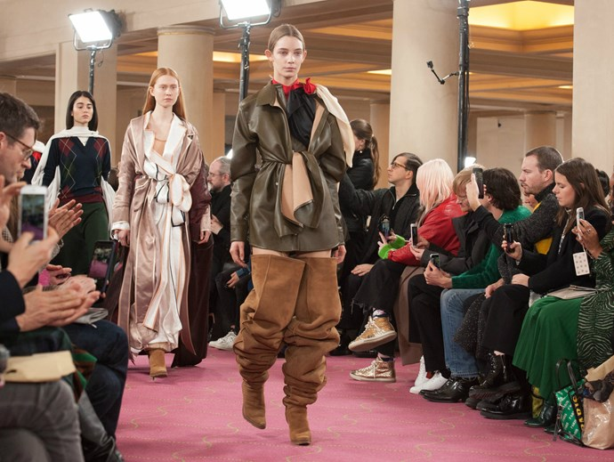 The Thigh-High Ugg Fashion Saga Continues, This Time With HEELS
