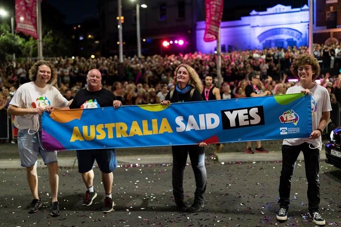 Sydney Mardi Gras 2018