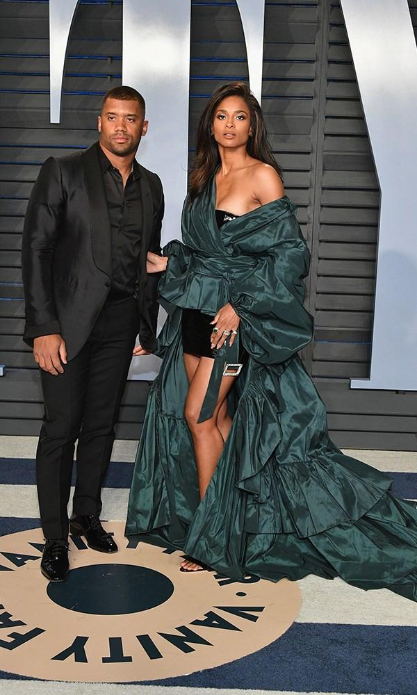 Ciara and her husband
