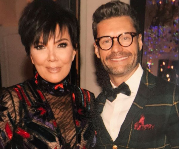 Kris Jenner is being absolutely dragged for defending Ryan Seacrest
