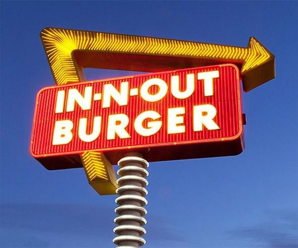 In-N-Out Burger Pop Up Melbourne