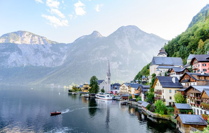**Libra: Austria** <br><br> You don't really 'do' city life, and feel most at easy when you're surrounded by breathtaking scenery. Yup, you're all about that serenity, especially with that special someone. Austria, my friend, covers all your bases.