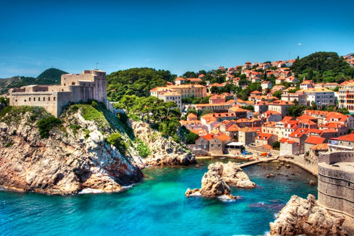 **Pisces: Croatia** <br><br> The one thing you love more than a good afternoon snooze in the sun is *Game of Thrones*. So why not combine both and take some valuable R&R time in Croatia, where you'll likely find a total bae near King's Landing.
