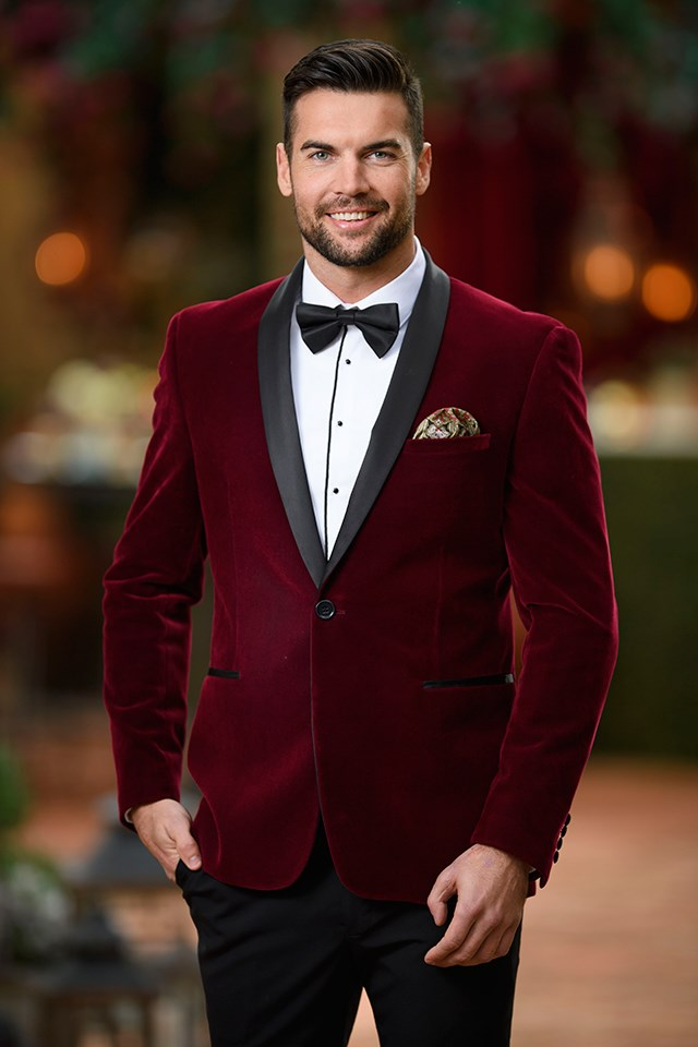 "**Blake Colman — YES** <br><br> Blake, who placed fourth on Sophie Monk's season of *The Bachelorette* (and was [reportedly charged with assault](https://www.elle.com.au/culture/the-bachelorette-australia-2017-blake-colman-assault-revenge-porn-14793|target=""_blank"")), is featured in promos for the show."