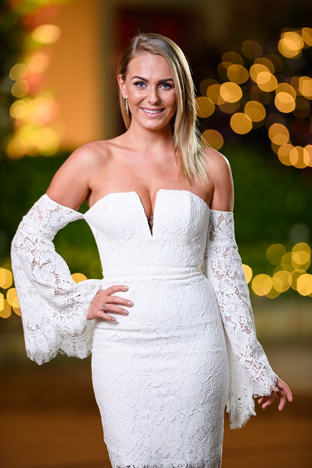 **Florence Alexandra Sophia — YES** <br><br> Florence, the Dutch babe who placed fourth on Matty J's season of *The Bachelorette* in 2017, is part of the line-up.