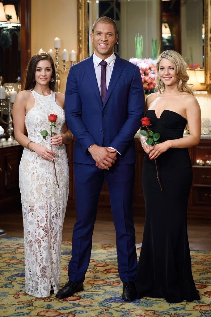 **Lisa Hyde — YES** <br><br> Lisa, the runner-up on Blake Garvey's season of *The Bachelor* in 2014, is confirmed for the show.