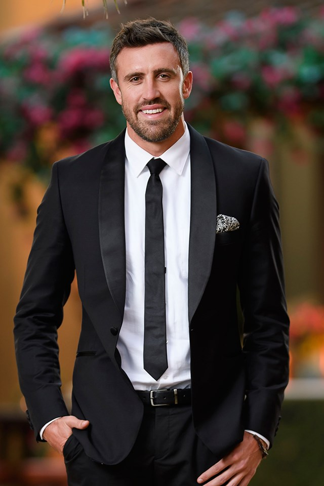 **Luke McLeod — YES** <br><br> Luke, the tall, dark and handsome George Clooney lookalike from Sophie Monk's season of *The Bachelorette*, has been spotted on promos for *Bachelor in Paradise*.