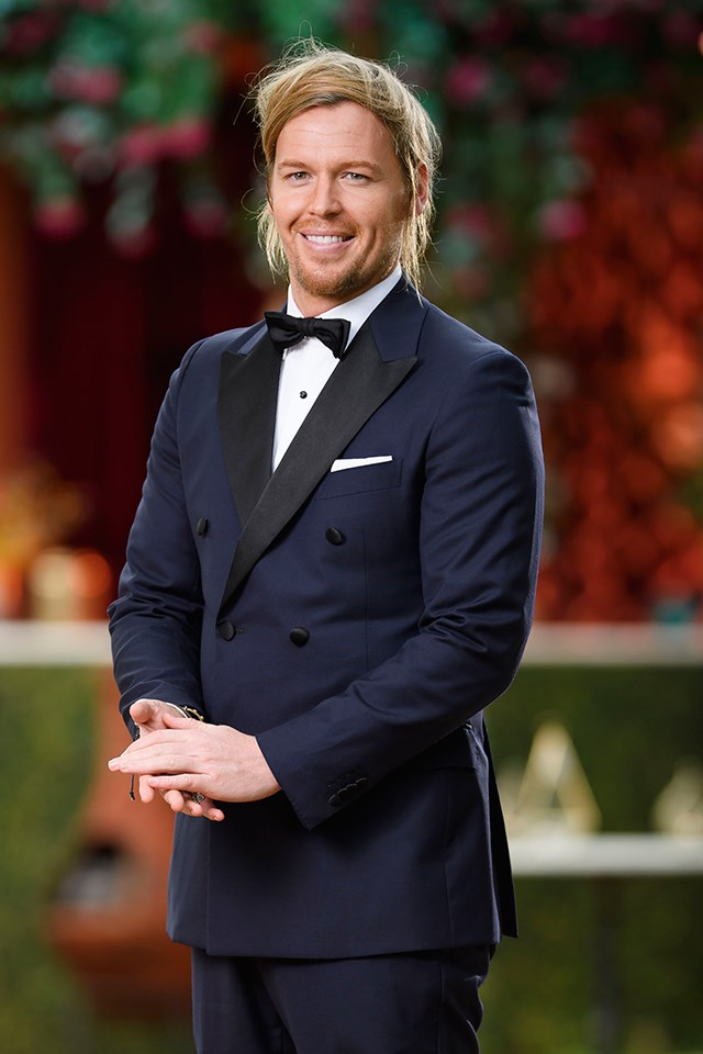 **Samual Cochrane — YES** <br><br> Sam, the ~funny guy~ from Sophie Monk's season of *The Bachelorette* who went from fan favourite to kind of unbearable, is featured in promos for the show.