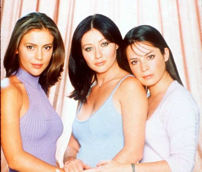 The 'Charmed' Reboot Finally Cast All the Sisters and They're Great