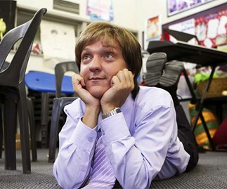 Chris Lilley as Mr G