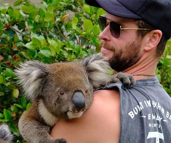 Chris Hemsworth Instagram