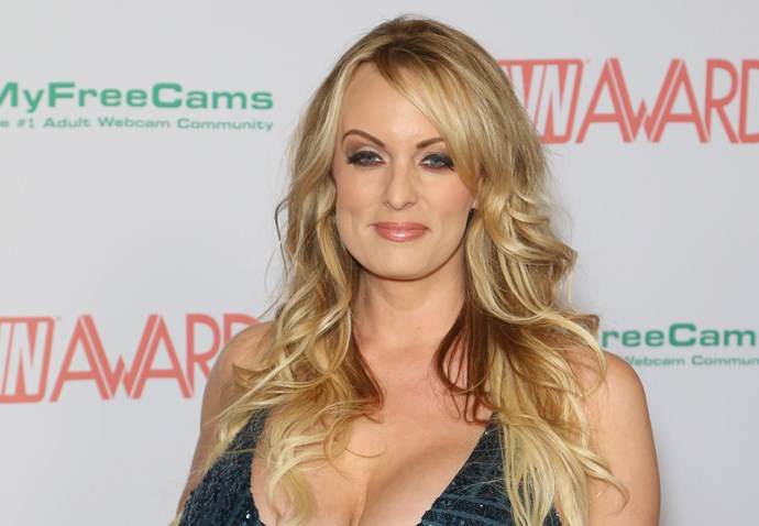 Stormy Daniels, whose real name is Stephanie Clifford, is suing the President.