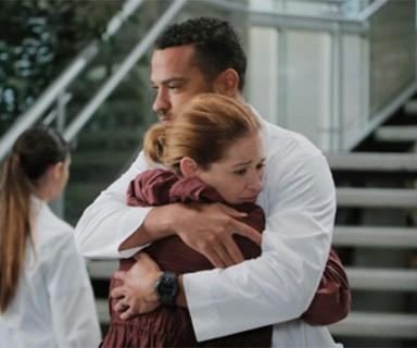 The 'Grey's Anatomy' cast responds to Sarah Drew and Jessica Capshaw's exit