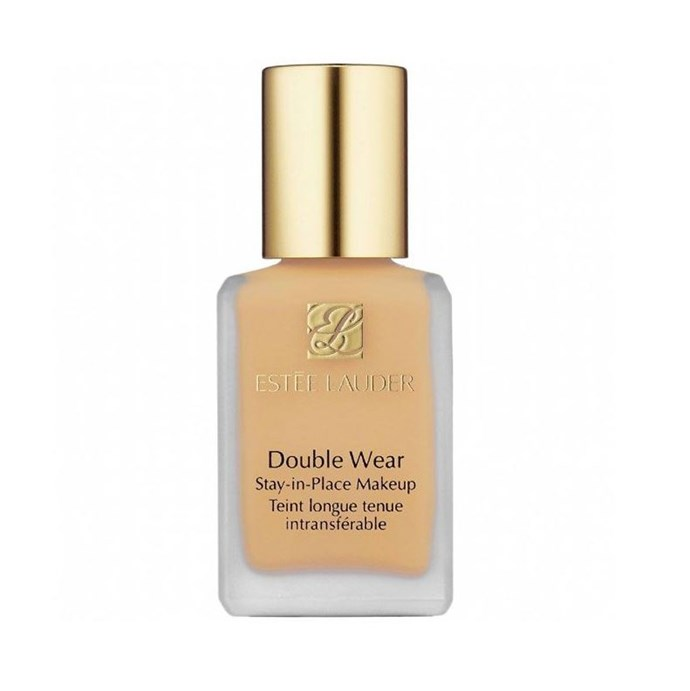 """""""Estée Lauder Double Wear is holy grail because it's medium-full coverage and completely matte, so it helps control my oil and wears well throughout the day."""" – jigglywigglybooty <br><br> **Buy: Estée Lauder Double Wear Stay-in-Place Make Up, $58 at [David Jones](http://shop.davidjones.com.au/djs/ProductDisplay?catalogId=10051&productId=15142&langId=-1&storeId=10051