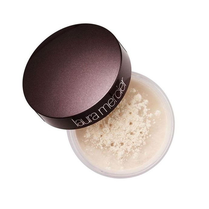"""""""I just discovered Laura Mercier translucent powder and I LOVE it! I usually apply my make up at like, 7.20 AM most days and when I'd get home at 5.30, my face was pretty oily. Yesterday was my first day wearing the new powder and there is a NOTICEABLE great difference. So pleased."""" – linnoix <br><br> **Buy: Laura Mercier Loose Setting Powder – Translucent, $62 at [Adore Beauty](https://www.adorebeauty.com.au/laura-mercier/laura-mercier-loose-setting-powder.html