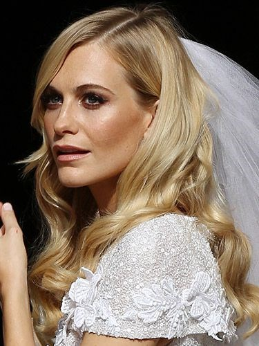 **Bronzed Complexion** <br><br> Legendary makeup artist and pal of Poppy Delevingne's, Charlotte Tilbury, was behind the bride's golden-girl look. Her eyes were contoured in bronze and her cheeks sculpted with highlighting and contouring products. Stunning.