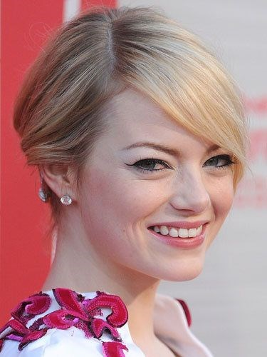 """**Cat-Eye Liner** <br><br> If you can't live without your [black eyeliner flicks](https://www.cosmopolitan.com.au/beauty/how-to-do-winged-eyeliner-25961