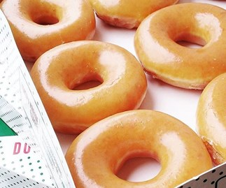 The Krispy Kreme Challenge is our kind of extreme sport