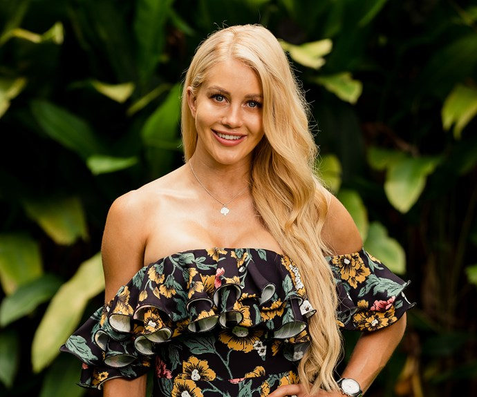 Ali Oetjen on Bachelor in Paradise Australia