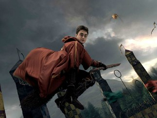 This immersive Quidditch World Cup event is any Harry Potter fan's dream