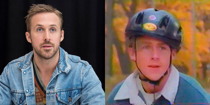 **Ryan Gosling** <br><br> You might know that Ryan Gosling starred on The *All-New Mickey Mouse Club* with such luminaries as Britney Spears and Justin Timberlake, but did you know that he also appeared in two episodes of *Flash Forward,* the underrated Ben Foster show that only lasted for 26 episodes? He also did a 1995 episode of *Are You Afraid of the Dark?*, though that aired on Nickelodeon and not Disney.