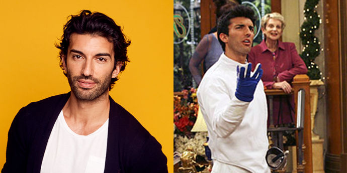 "**Justin Baldoni** <br><br> Before he was the father of Jane Gloriana Villanueva's accidentally artificially inseminated son, Justin Baldoni appeared on one episode of *The Suite Life of Zack & Cody* as a fencing instructor named Diego. The episode was titled — wait for it — ""Foiled Again."""