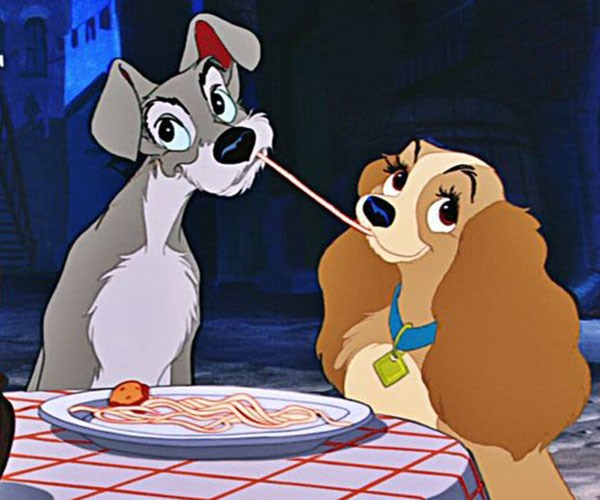OMG: Disney's 'Lady And The Tramp' is getting a live-action remake