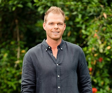 Jarrod Woodgate says he's a changed man on 'Bachelor in Paradise'