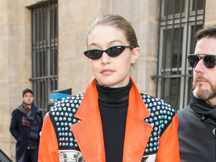 Gigi Hadid's first Instagram post since Zayn Malik breakup reveals who she's currently pining for