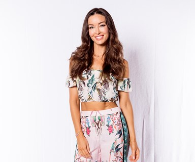 Laurina Fleure says there's a lot of strategy involved with 'Bachelor in Paradise'
