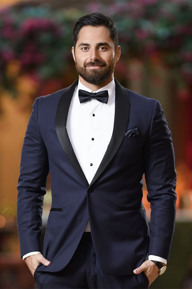 **Eden Schwencke — YES** <br><br> Eden first appeared on Sophie Monk's season of *The Bachelorette* 2017. If he doesn't look familiar, he wasn't around for long, but he did make a ~memorable~ first impression by breakdancing for Sophie when they met.