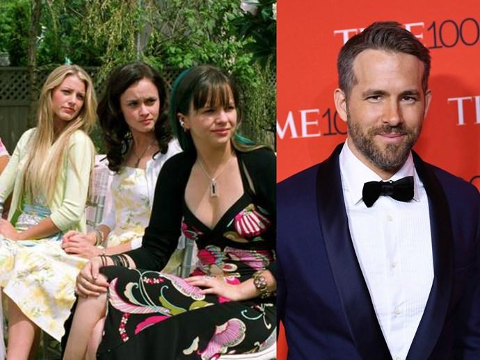 Oh sheeeeeet, Ryan Reynolds just threw shade at Sisterhood of Traveling Pants