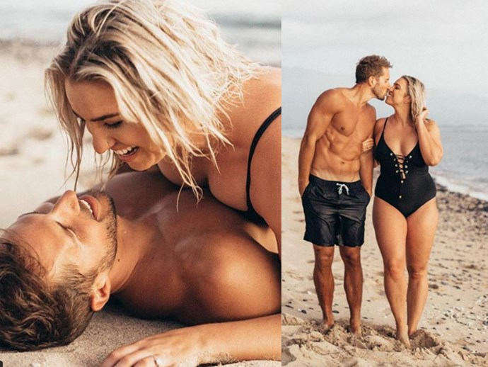 Instagram star claps back at nasty troll who said her husband was too hot for her